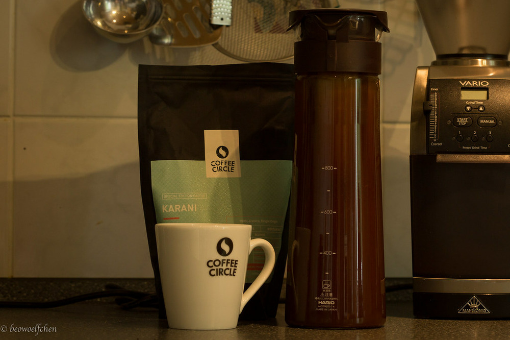 Produkttest Cold Brew by Coffe Circle